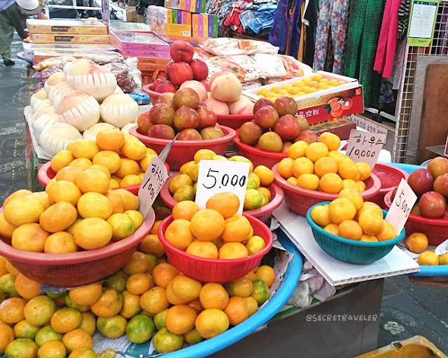 seogwipo market