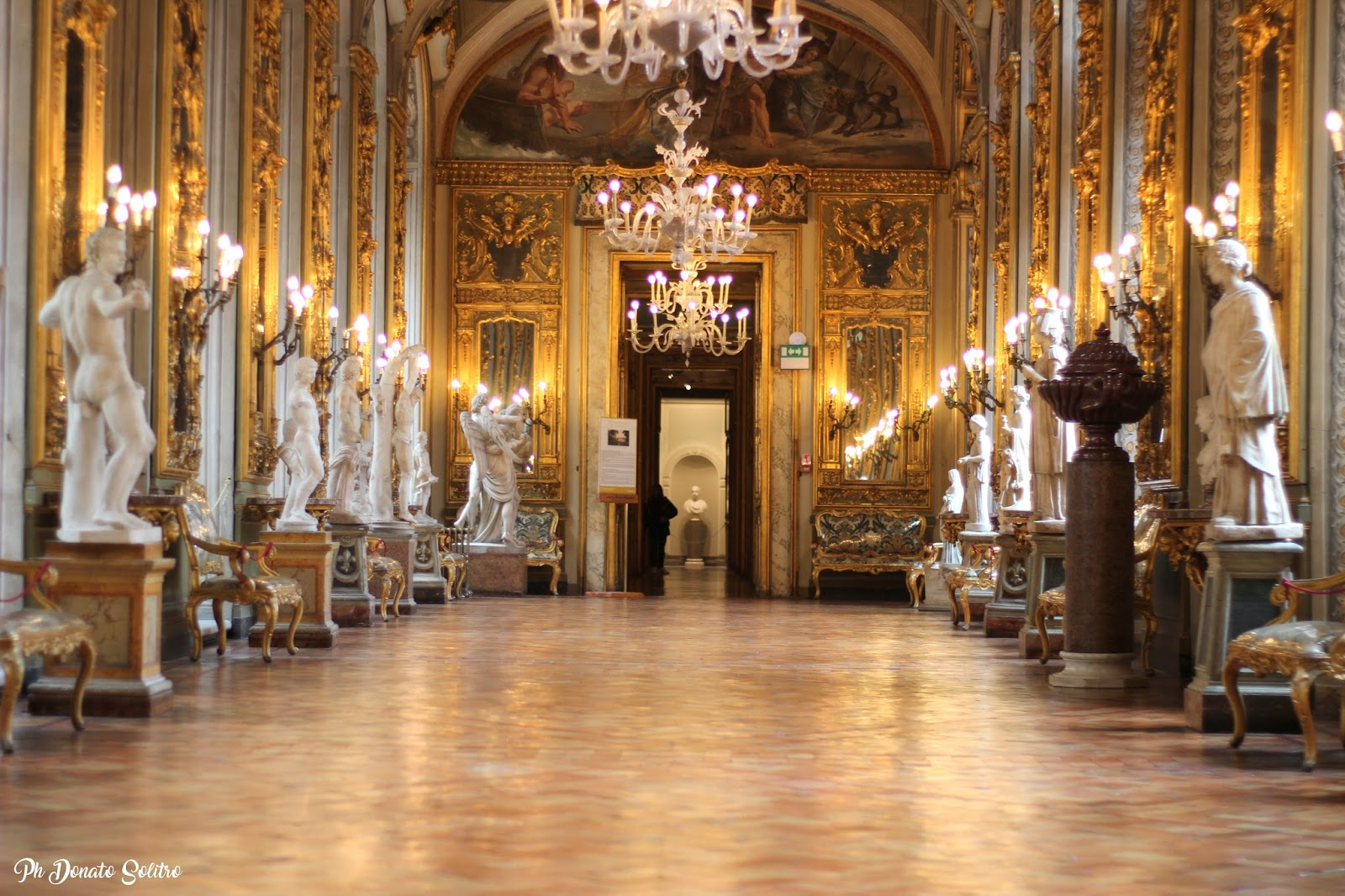 Galleria Doria Pamphilj altra veduta