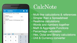 CalcNote v2.13.34 Full APK