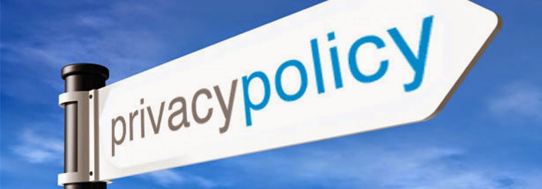 kebijakan privasi, privasi policy