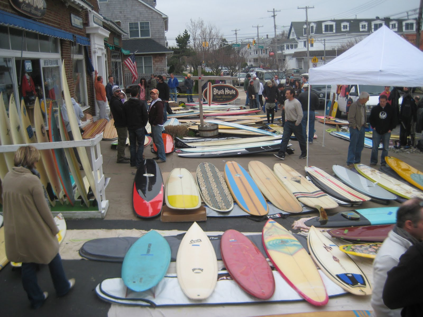 Eric The Beachhouse Clic Board In Bay Head Nj Held Bi Annual Swap This Past Sunday It Was Great To See All