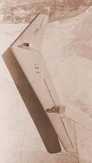 THK-13 Uçan Kanat Planörü