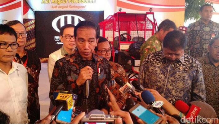 Soal Ide Dana Haji Buat Infrastruktur, Jokowi: Saya Hanya Beri Contoh