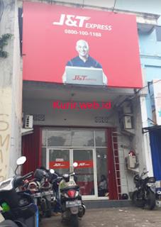 alamat agen J&T Express di Bogor