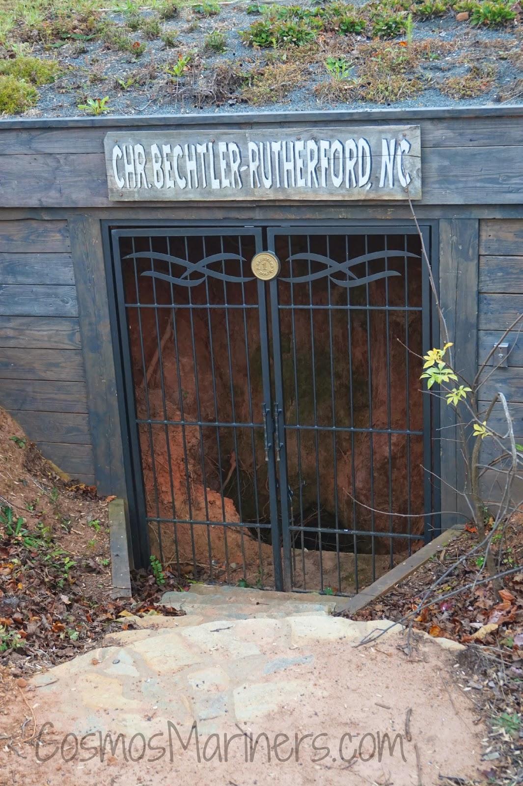 Christopher Bechtler and the North Carolina Gold Rush | CosmosMariners.com