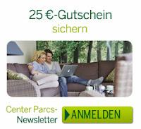 Ferienpark Newsletter Angebote