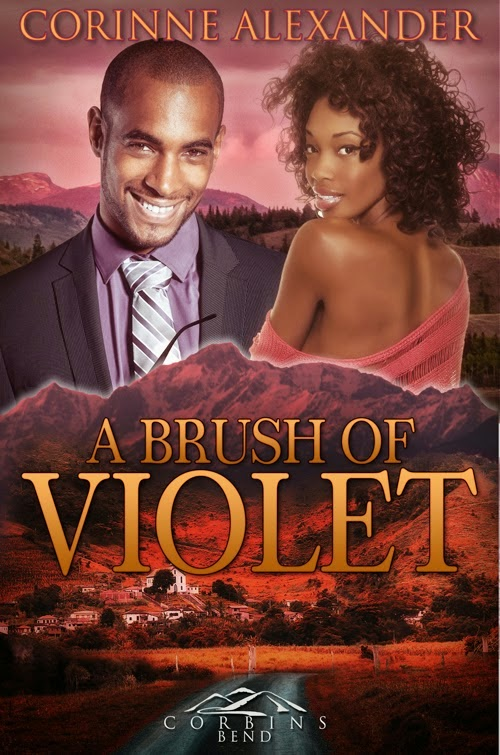 A Brush of Violet