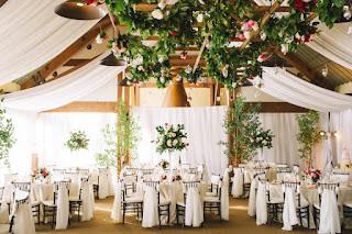 Menentukan Warna Tema di Pesta Pernikahan