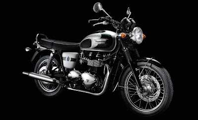 2016 Triumph Bonneville T100 bike