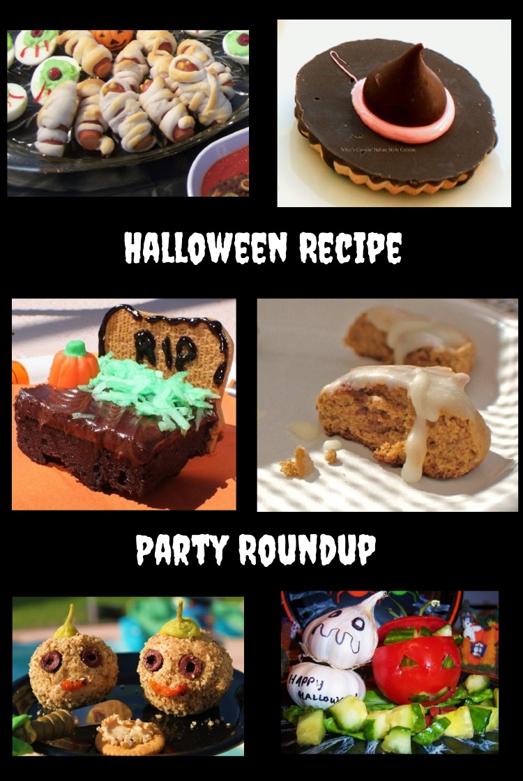 best halloween recipe idea roundup | what's cookin' italian style