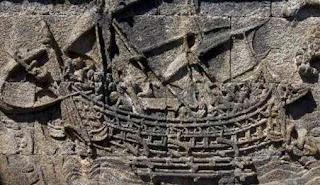 Perahu Bercadik yang dipakai Nenek Moyang