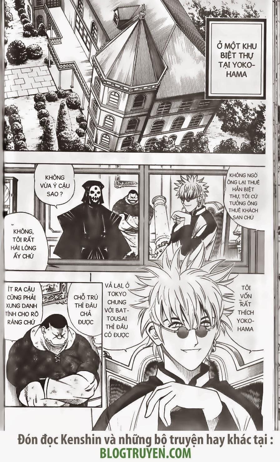 Rurouni Kenshin chap 155 trang 19