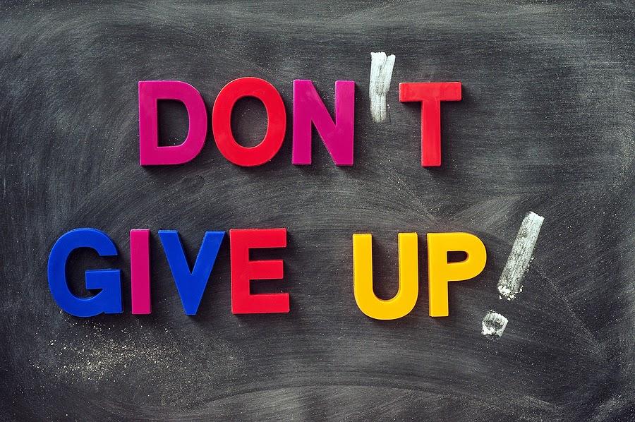 Mỗi thất bại là một cơ hội để cải thiện
