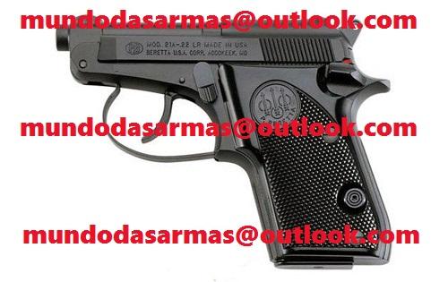 Pistola Beretta 21 bobcat