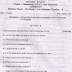 BU B.Com Business Taxation II May 2016 Question Paper