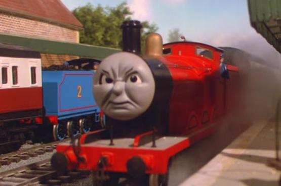 Thomas The Snark Engine Season 2 Episode 5 Old Iron