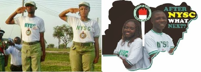 NYSC corpers in Nigeria