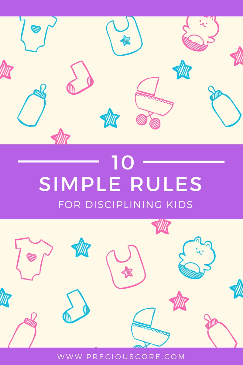 how to discipline kids