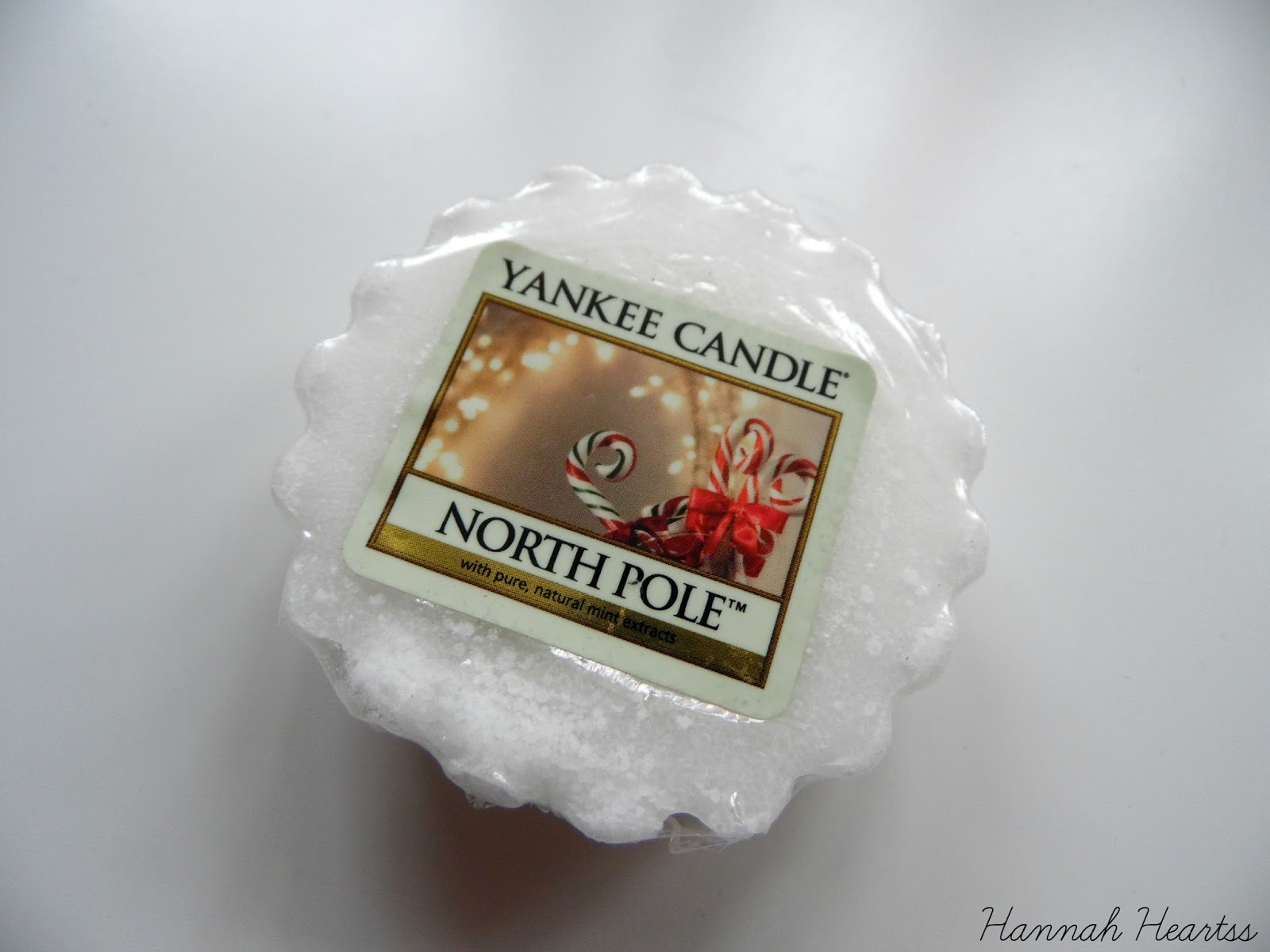 Yankee Candle North Pole Tart