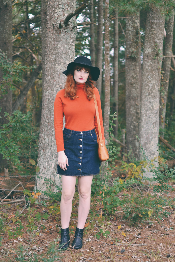The Flying Clubhouse: Pumpkin Spice My Wardrobe