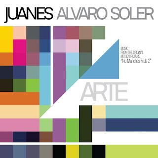 "Juanes & Alvaro Soler – Arte (From ""No Manches Frida 2"" Soundtrack) – Single [iTunes Plus AAC M4A]"