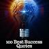 100 Best Success Quotes Ebook