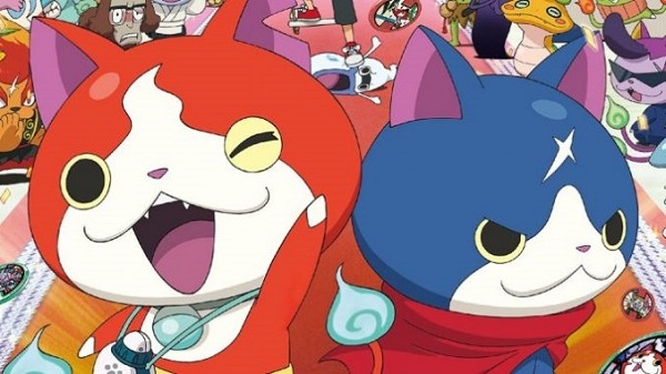 Yo-Kai Watch Blasters Gameplay