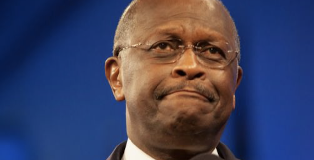 Herman Cain's Alleged Ex-Mistress Demands He Withdraw From Fed Consideration