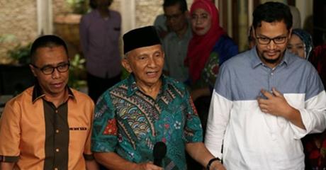 Tersangkut Aliran Dana Korupsi Alkes, Amien Rais Bakal Laporkan Dua Tokoh Nasional ke KPK, Ini Kata Politisi PAN