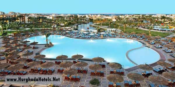 فندق و قرية دانا بيتش ريزورت الغردقة