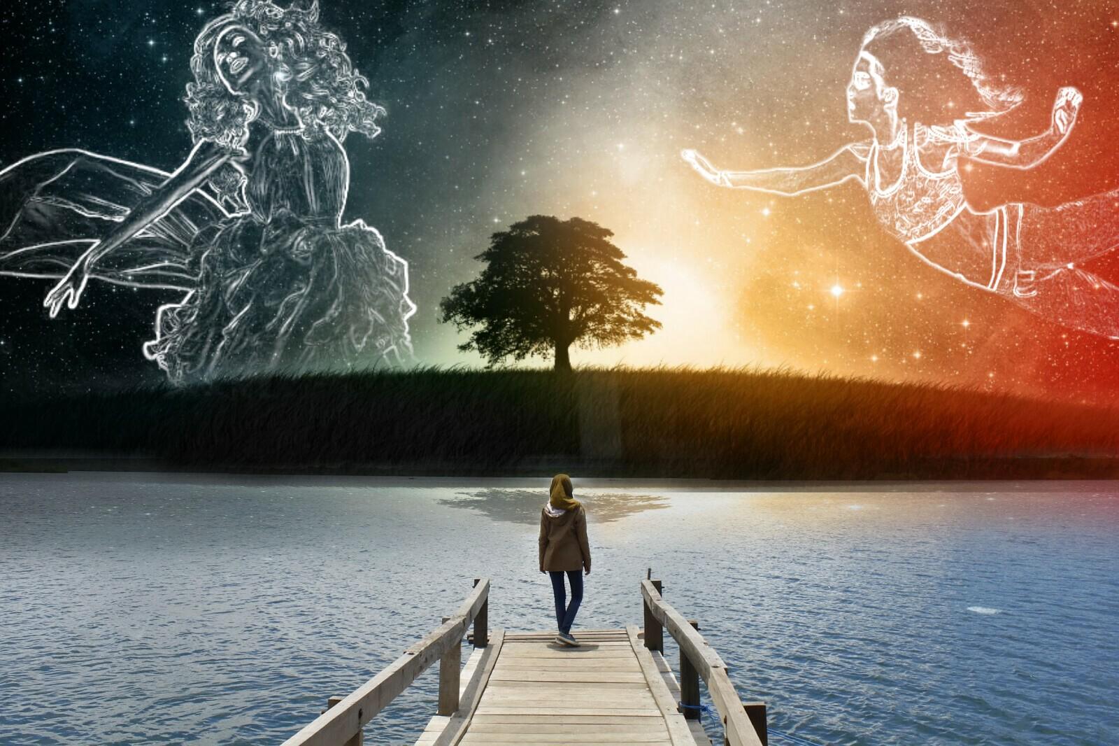 Line Art Picsart : Cara membuat line art foto galaxy sky dengan picsart