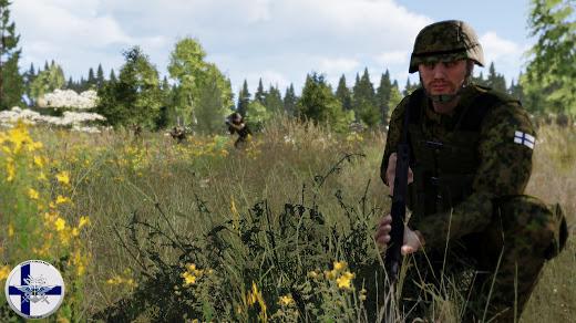 Arma3用フィンランド軍MOD