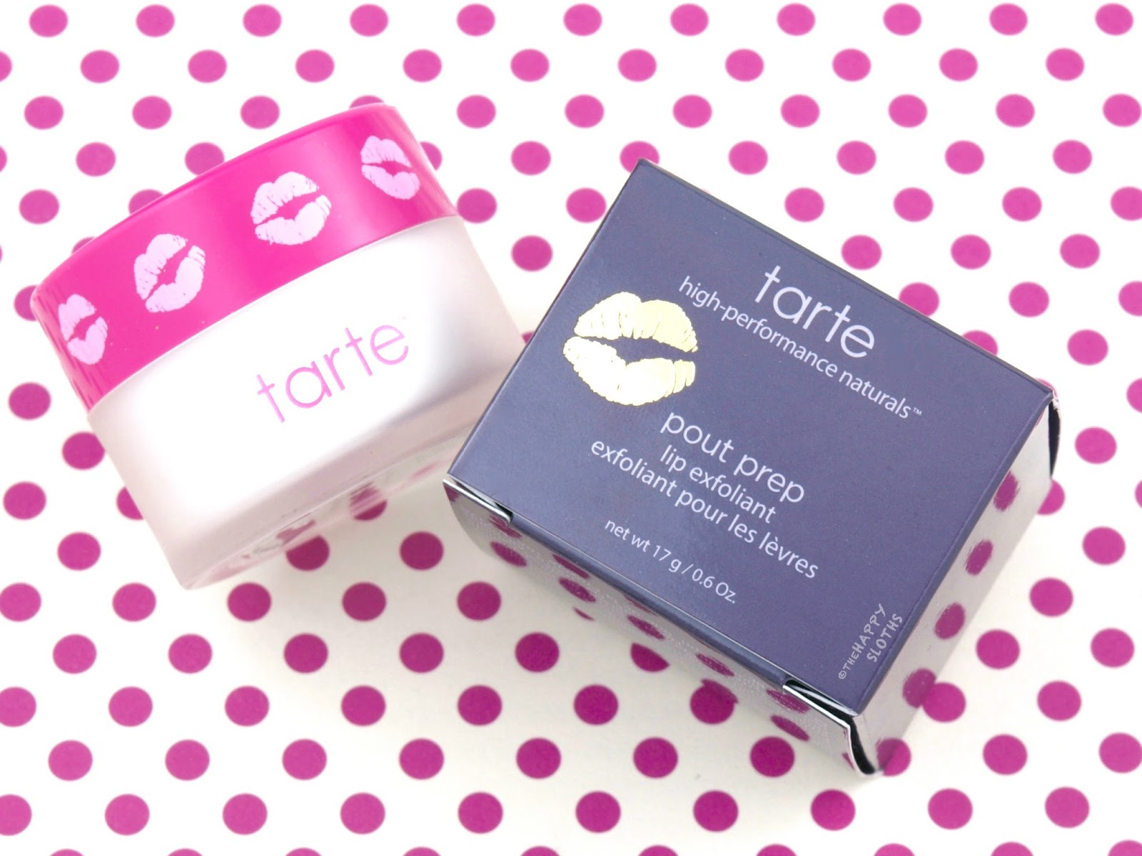 Tarte Pout Prep Lip Exfoliant: Review