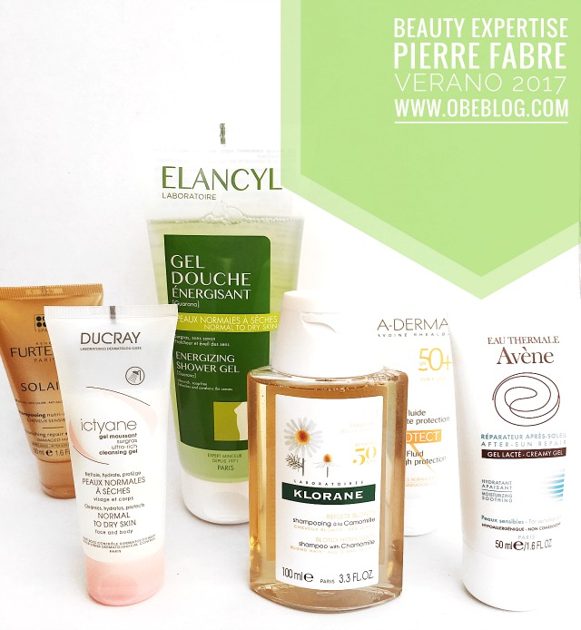 Beauty_Expertise_Pierre_Fabre_Verano_2017_obeblog_farmacia