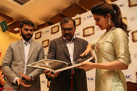 Samantha Ruth Prabhu in Cream Suit at Launch of NAC Jewelles Antique Exhibition 2.8.17 ~  Exclusive Celebrities Galleries 023.jpg