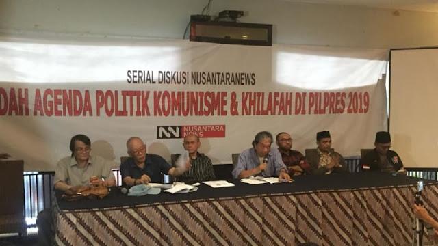 Boni Hargens: PKI Sudah Selesai, Ancaman Saat Ini Adalah HTI dan JAD
