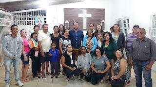Reunião comunitária da QN12