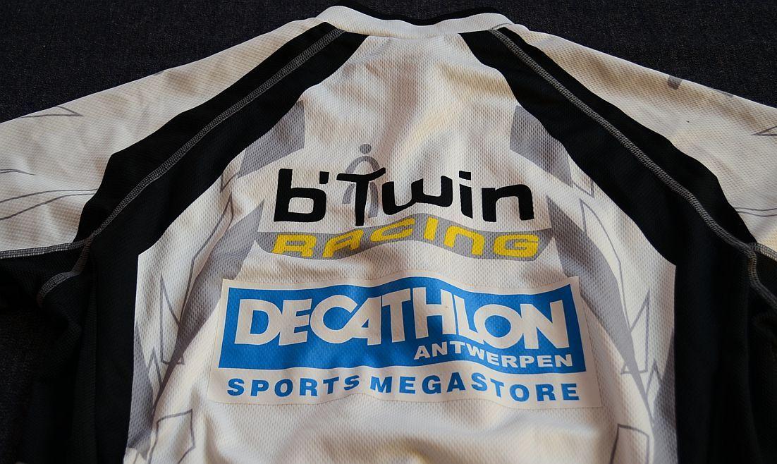 Used b Twin Decathlon jersey in size L.. fd6374d12