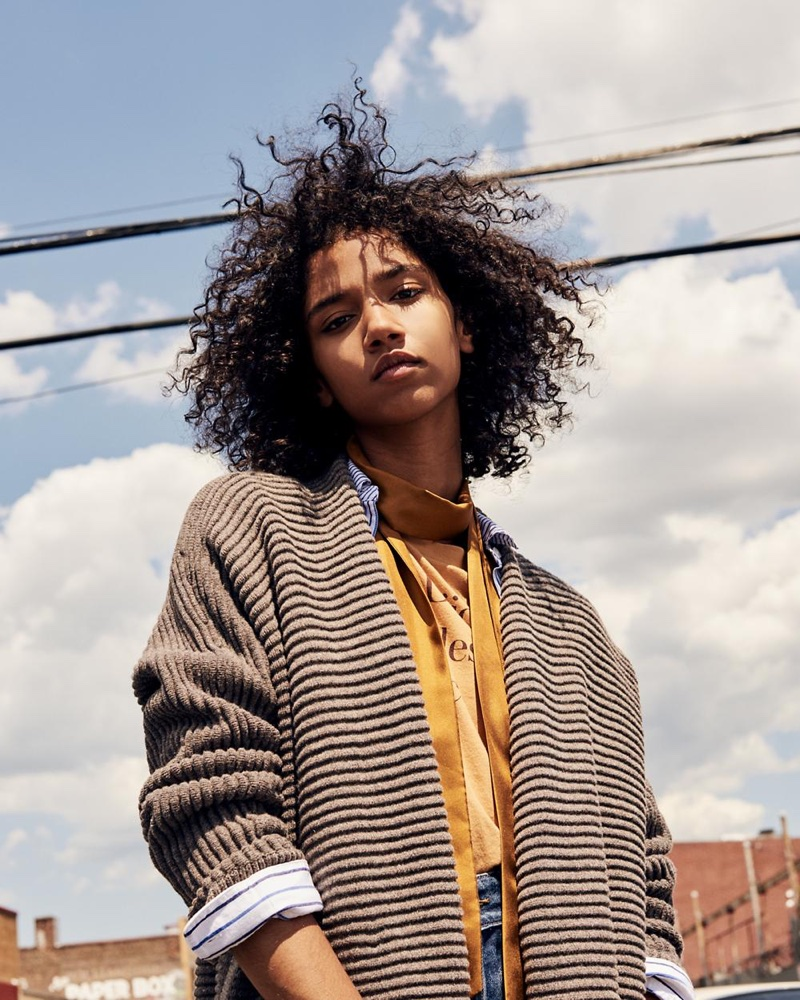 Madewell brings velvet designs for Fall/Winter 2017