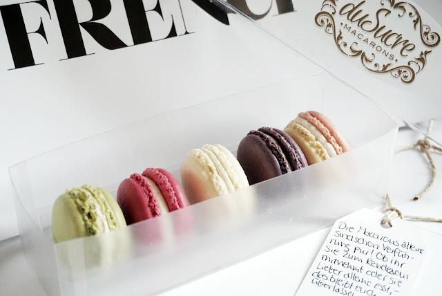 Bloggerboxx Edition Rendezvous duSucre Macarons
