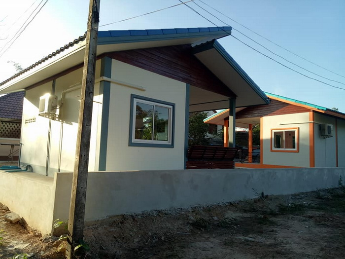 Small Modern House Design With Cost To Build Bahay Ofw
