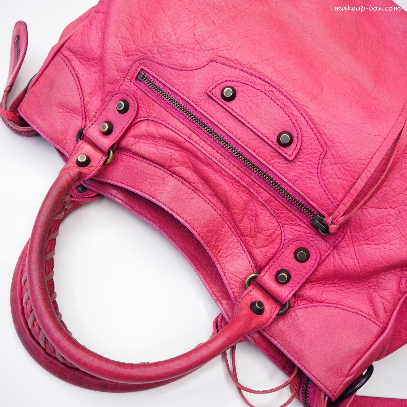 The Makeup Box: Something A Little Different: Designer Bag