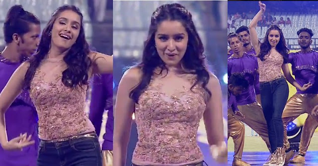 Shraddha Gave A Dhamakedaar Performance At IPL Opening Ceremony