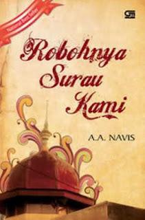 Robohnya Surau Kami - A. A. Navis