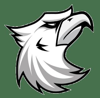 Logo Polos Kepala Elang