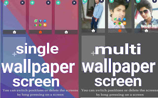 Mobile me multi wallpaper set kaise kare 2