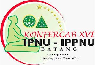 Rangkaian Konfercab XVI IPNU IPPNU Kabupaten Batang