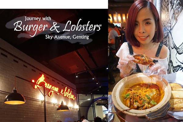 Worth the Hype - Burger & Lobster at Sky Avenue
