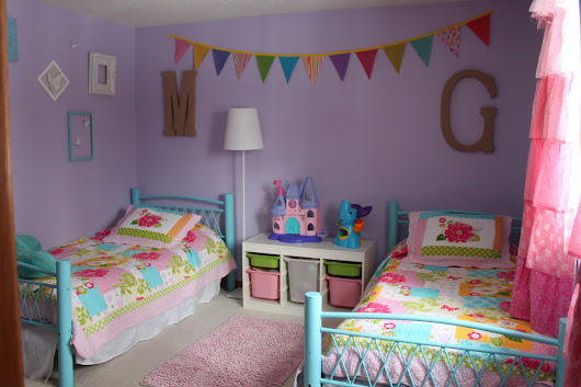 Our Girly Room