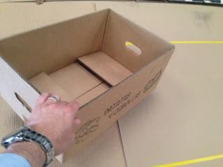 cajas para frutas y verduras